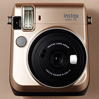 富士即影即有相機 mini 70 金色 Fujifilm instax mini 70 Gold