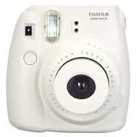 富士即影即有相機 mini8 白色 Fujifilm instax mini 8 White