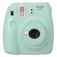 富士即影即有相機 mini9 淺藍色 Fujifilm instax mini 9 Light Blue