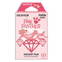 Fujifilm Instax Mini Film Pink Panther 富士即影即有相紙菲林 傻豹