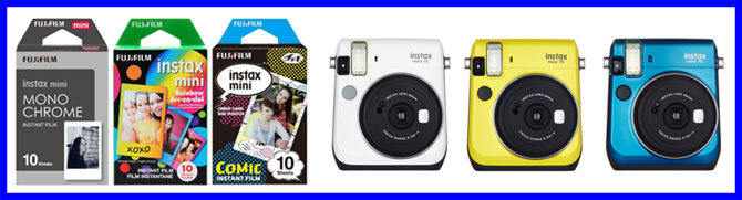 如何落單即影即有 How to order Fujifilm instax Mini Film